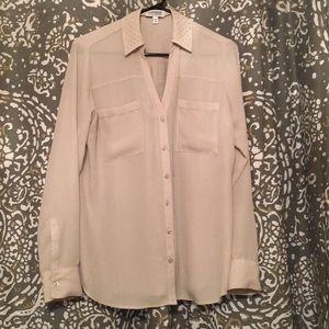 Collared Dress Shirt